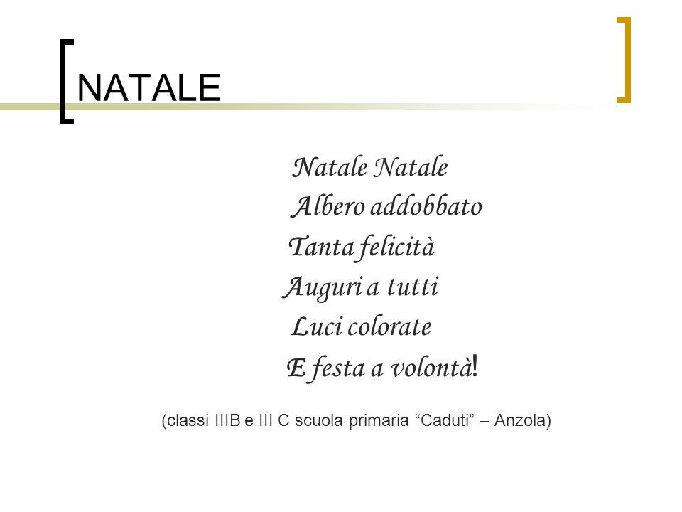 Poesie Di Natale 3 Media.Poesie Di Natale 2011 Natale La Festa Piu Bella E Natale Ppt