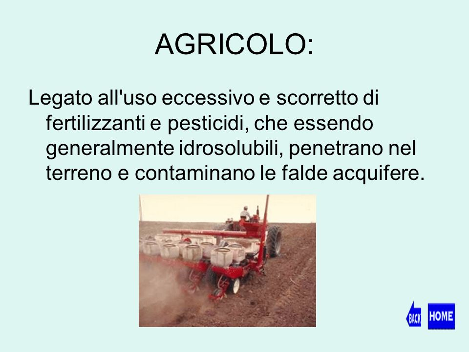 AGRICOLO: