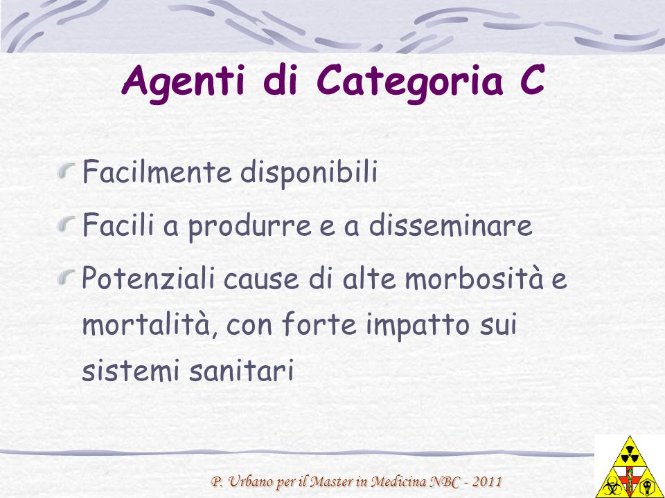 Agenti di Categoria C Facilmente disponibili
