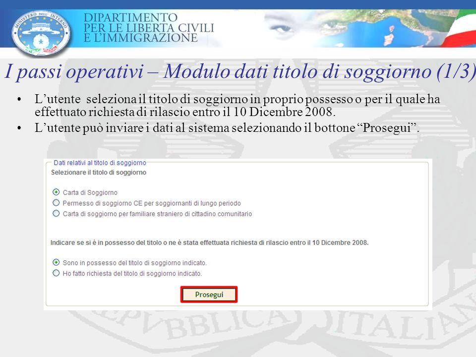 Emejing Titolo Di Soggiorno Gallery - Cannado.co - cannado.co