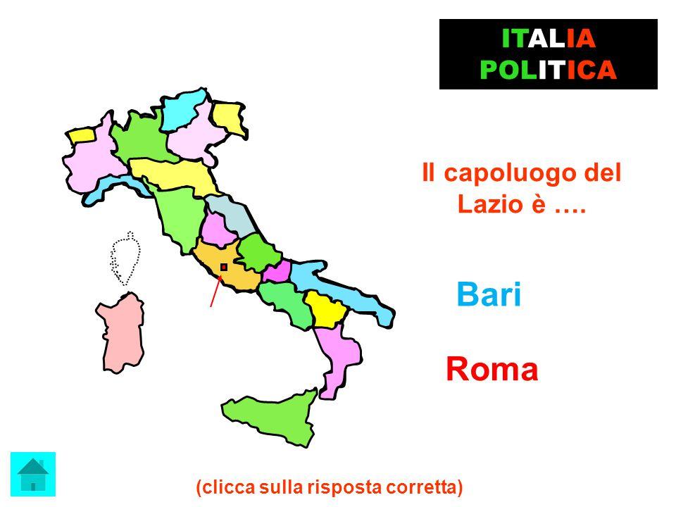 Cartina Italia Politica Con Capoluoghi Di Regione.Geografia Italia Politica Progetto Realizzato Dalla Ppt Video Online Scaricare