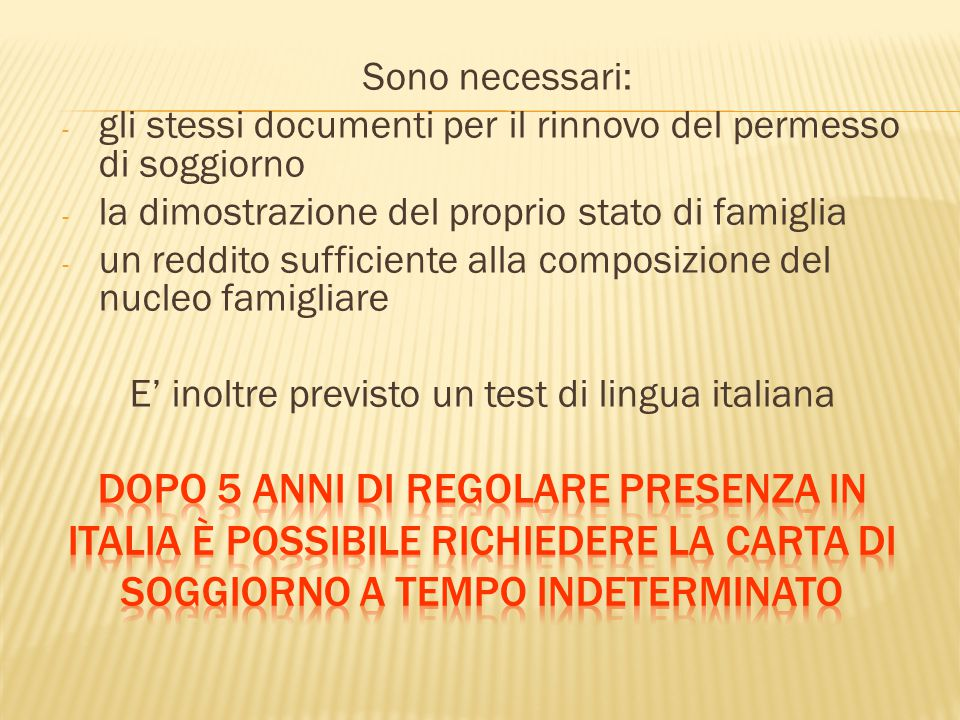 https://slideplayer.it/slide/2408284/8/images/23/E%E2%80%99+inoltre+previsto+un+test+di+lingua+italiana.jpg