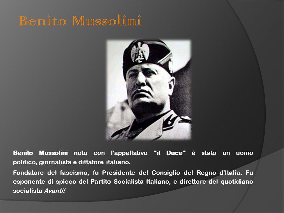 Discorso Camera Mussolini : Benito mussolini il monello e lo studente u giovani a destra