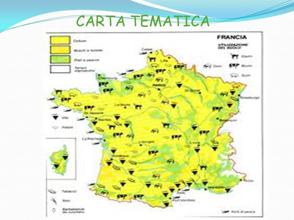 Cartina Tematica Spagna.La Francia Ppt Video Online Scaricare
