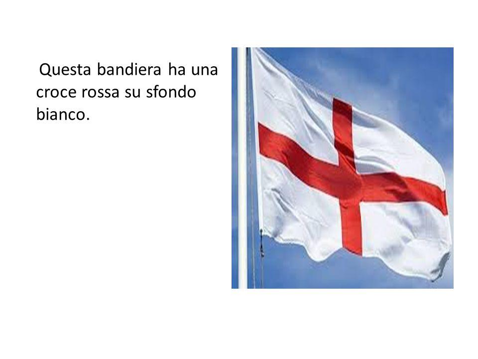 La Bandiera Britannica Union Flag O Union Jack Ppt Scaricare