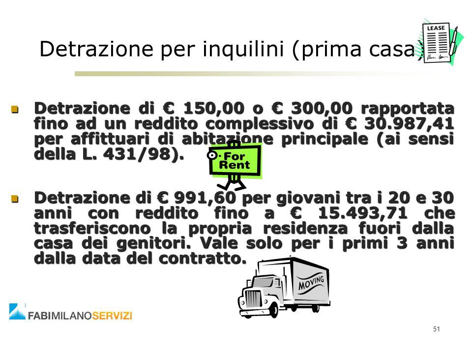 Detrazioni per prima casa excellent le fiscali della prima casa with detrazioni per prima casa - Calcolo spese notaio acquisto prima casa ...