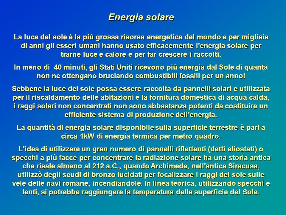 A Cosa Serve L Energia Solare.Energia Solare Ppt Scaricare
