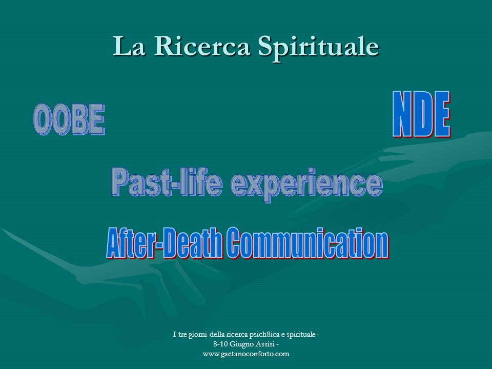 After-Death Communication