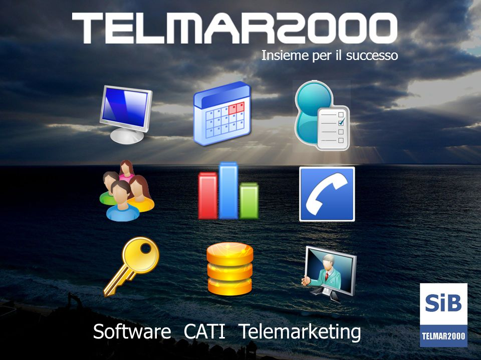 Software CATI Telemarketing
