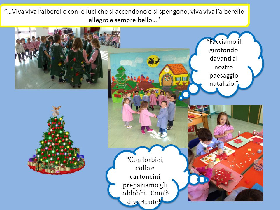 Natale Alla Scuola Dellinfanzia Ppt Video Online Scaricare