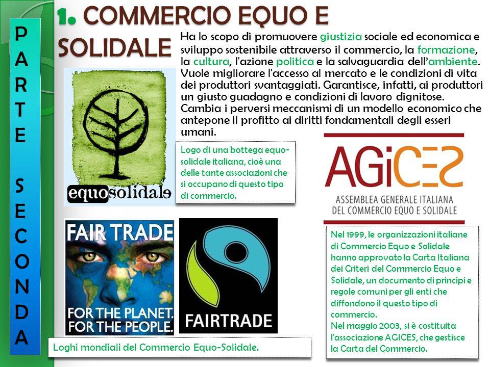 brand new 5b276 badc7 AGRICOLTURA SOSTENIBILE: COMMERCIO EQUO E SOLIDALE - ppt ...