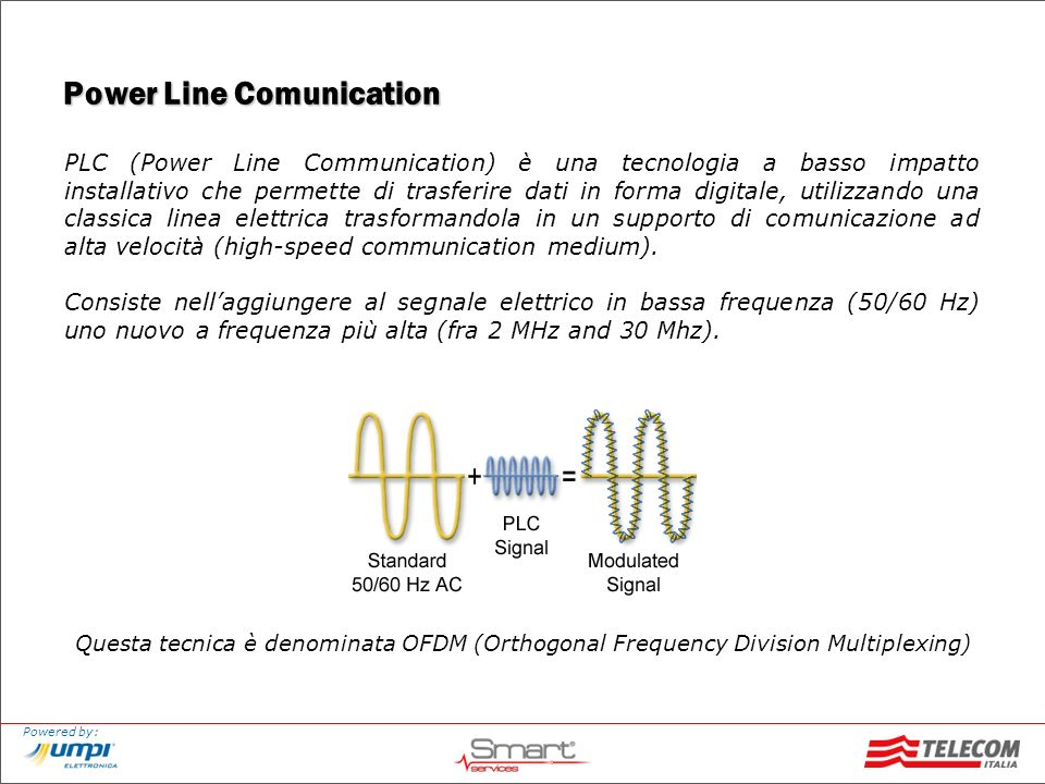 Power Line Comunication