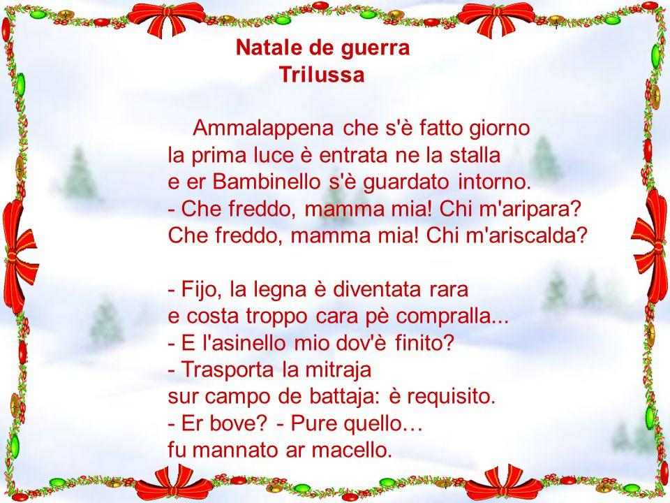 Poesie Di Natale Trilussa.Culturale Ricreativo Serafino Madeo Pianoforte Ppt