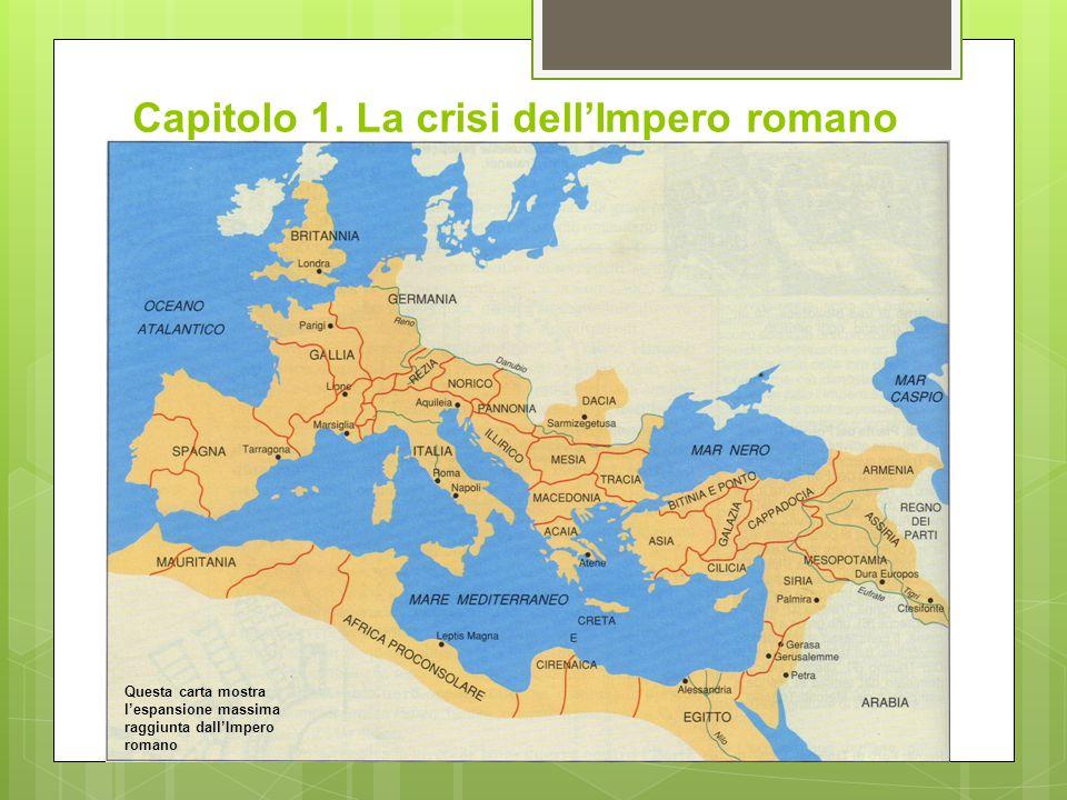 Tema Matrimonio Impero Romano : Capitolo la crisi dell impero romano ppt video online