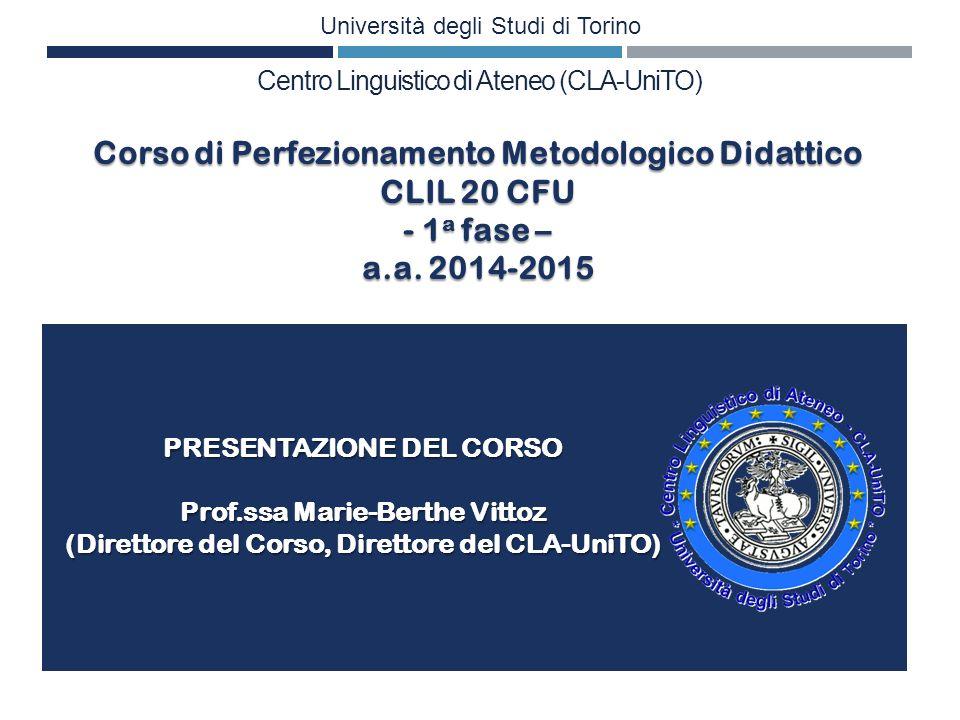 Unito Calendario Accademico.Universita Degli Studi Di Torino Ppt Scaricare