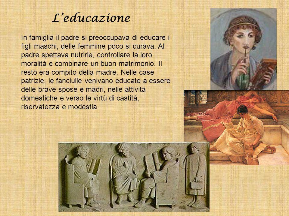 Matrimonio In Roma Antica : La donna nell antica roma ppt video online scaricare