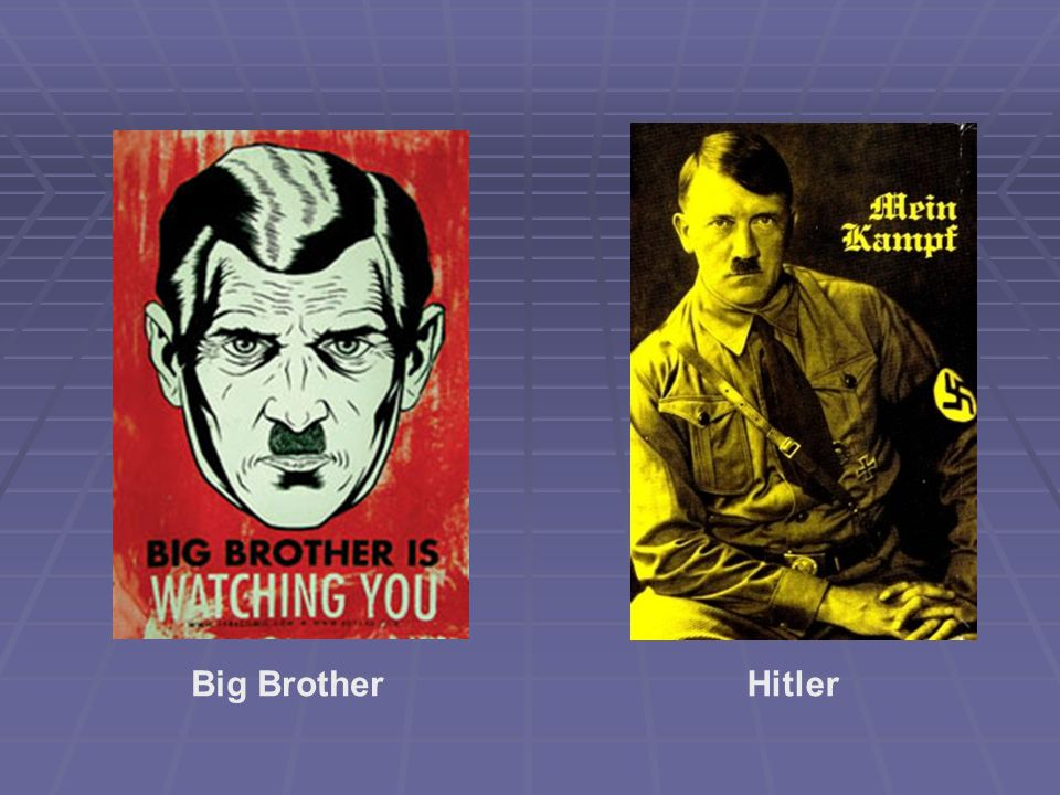 Big Brother Hitler