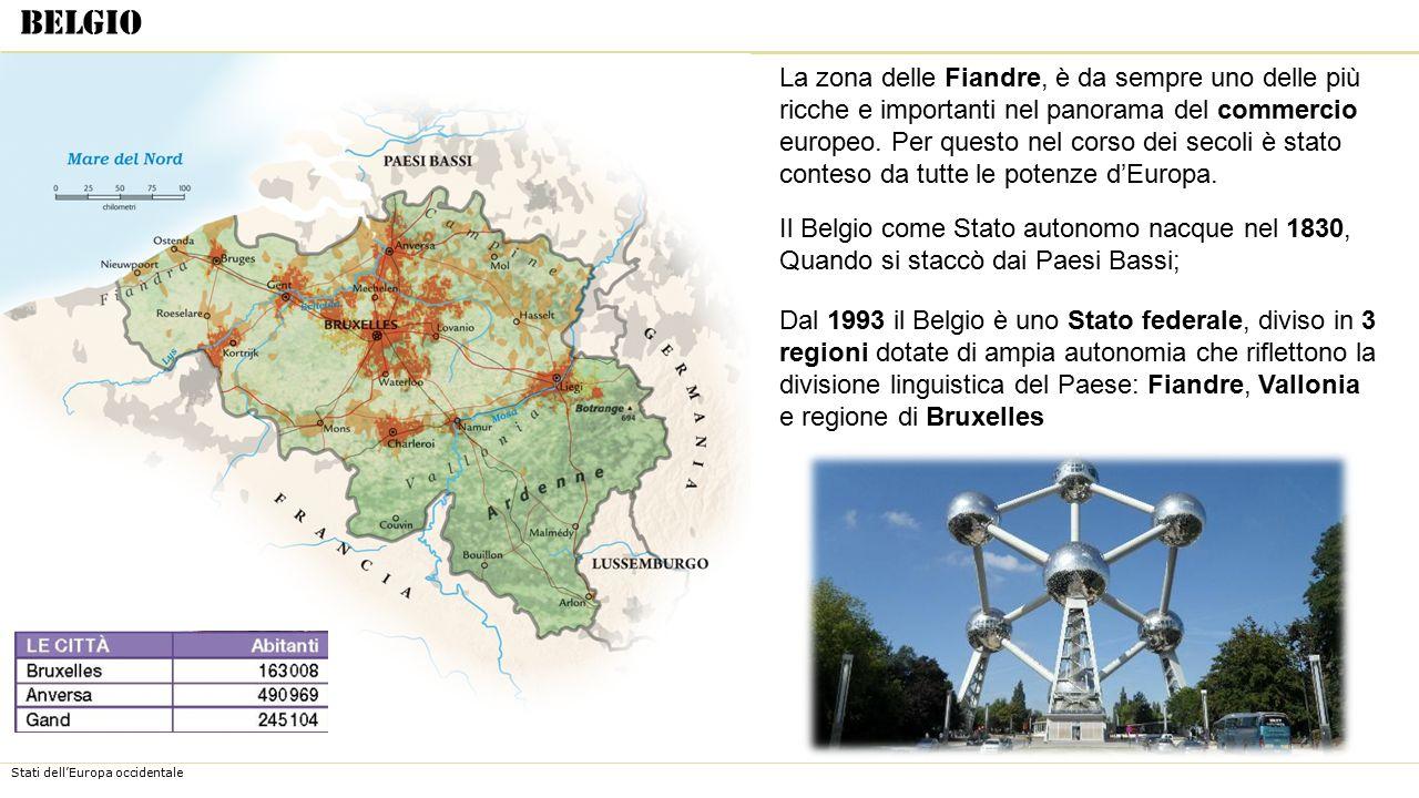 Cartina Fisica Belgio.Belgio Ppt Video Online Scaricare
