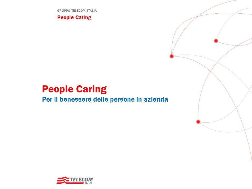 People Caring Per il benessere delle persone in azienda ...
