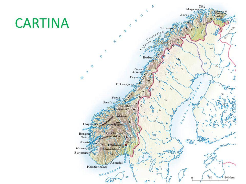 La Norvegia Cartina.Norvegia Ale E Marco Ppt Video Online Scaricare