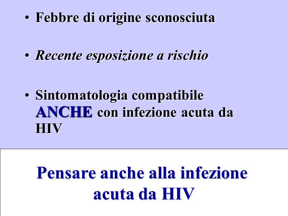 Insertive sesso anale HIV rischio