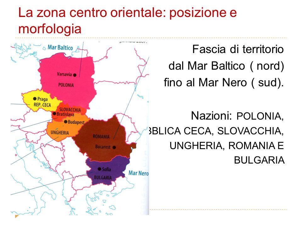 Europa centro orientale ppt video online scaricare - Mappa di ungheria ed europa ...