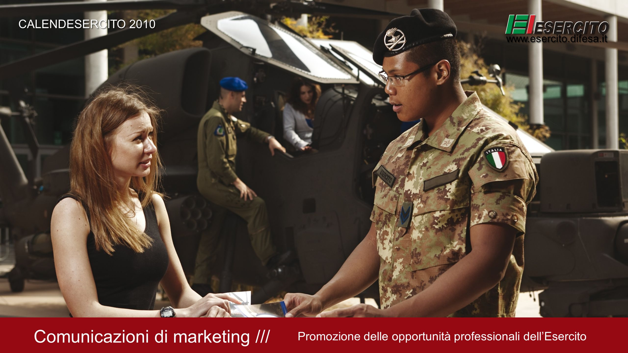 Comunicazioni di marketing ///