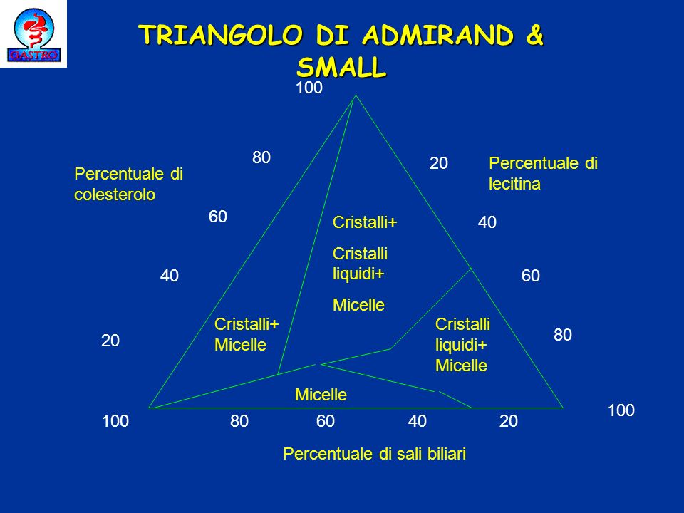 TRIANGOLO DI ADMIRAND & SMALL