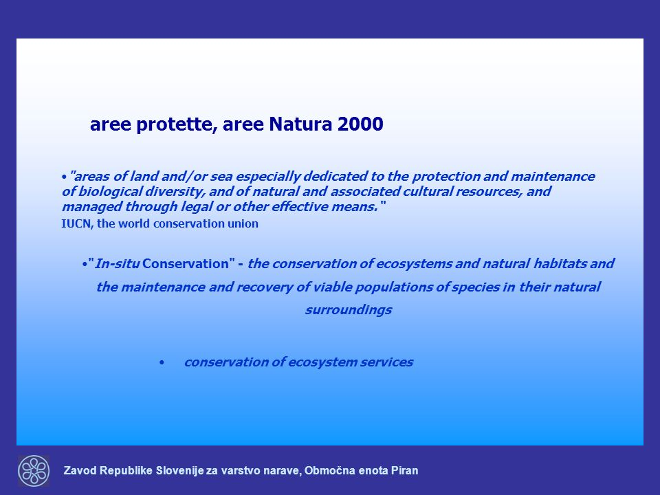 aree protette, aree Natura 2000
