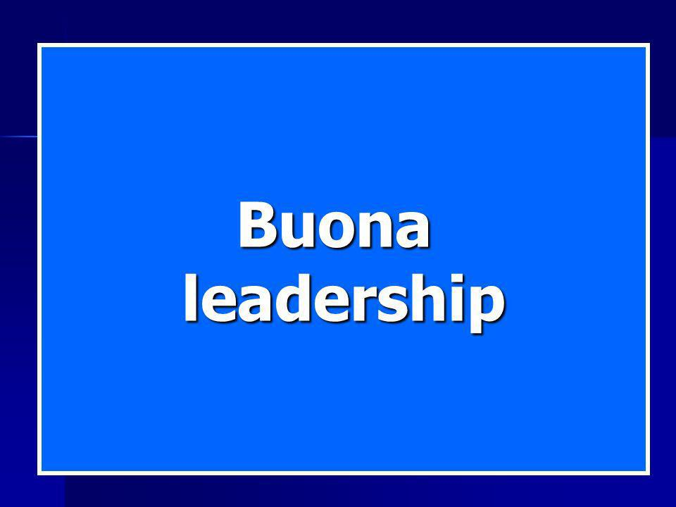 Buona leadership