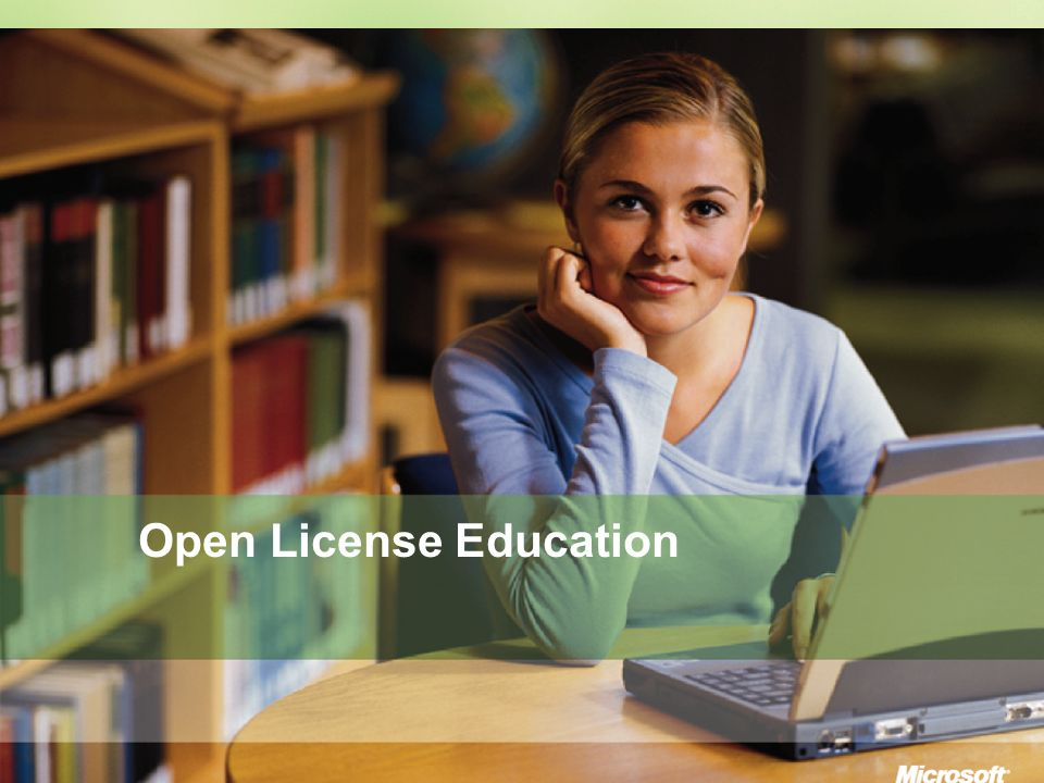 Open License Education