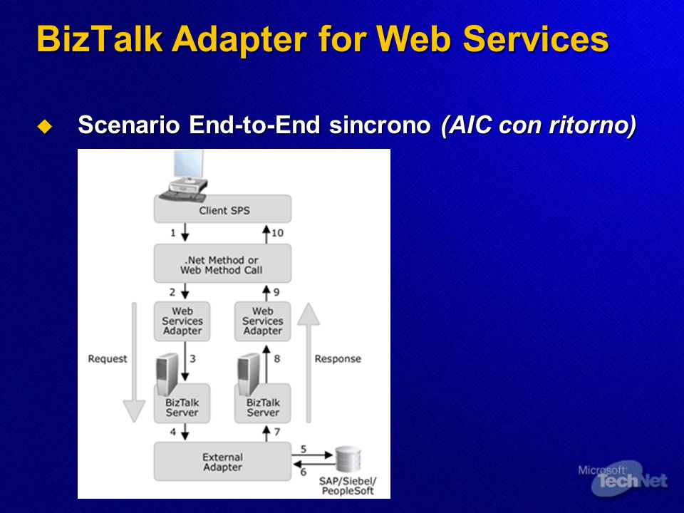 BizTalk Adapter for Web Services