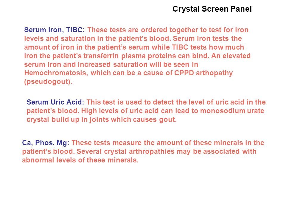 Crystal Screen Panel