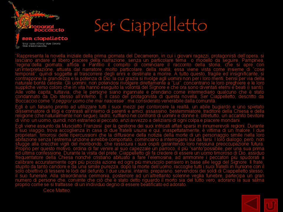 Ser Ciappelletto