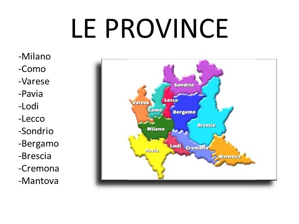 Province Lombardia Cartina.Lombardia Ppt Video Online Scaricare