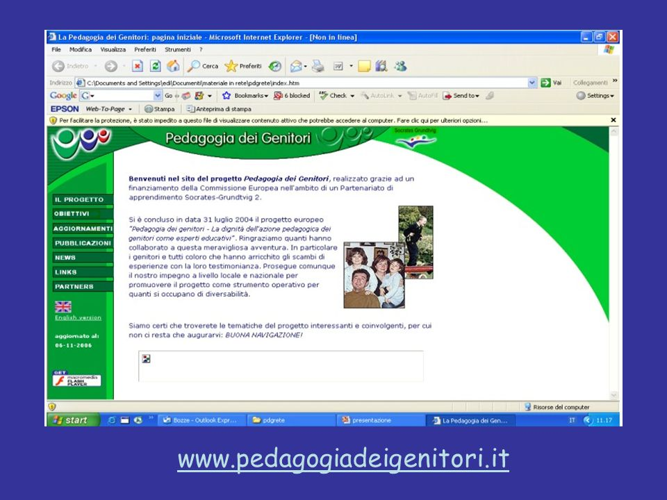www.pedagogiadeigenitori.it