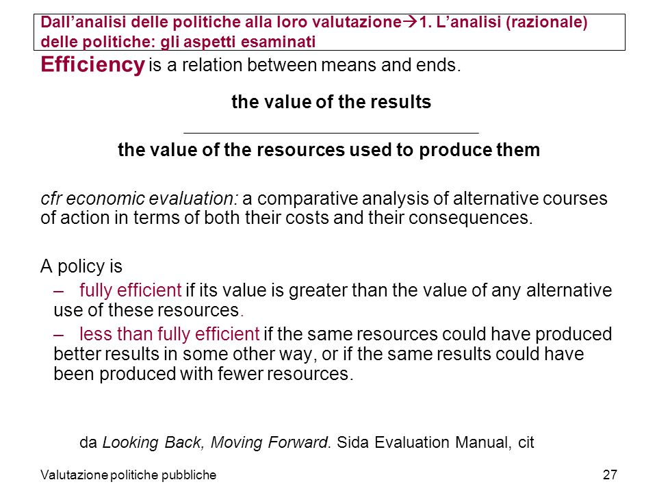 the value of the resources used to produce them