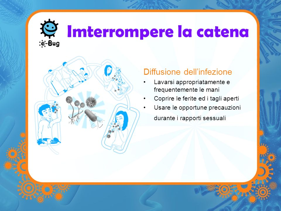 Imterrompere la catena