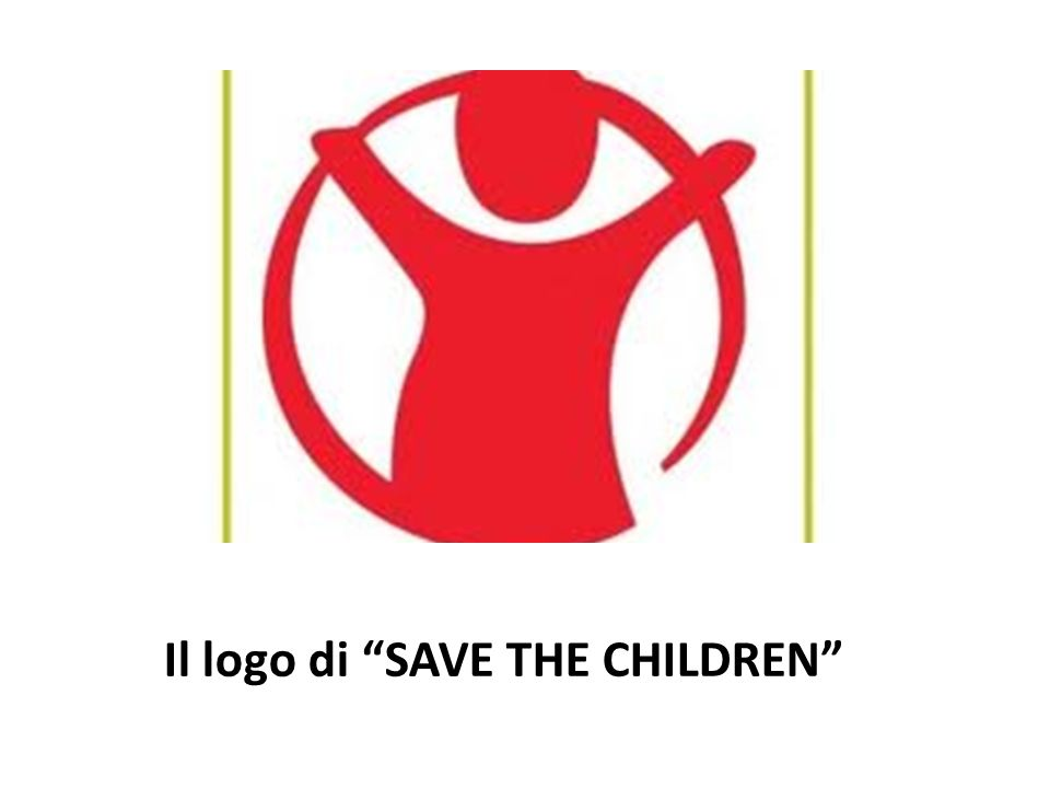 Il logo di SAVE THE CHILDREN