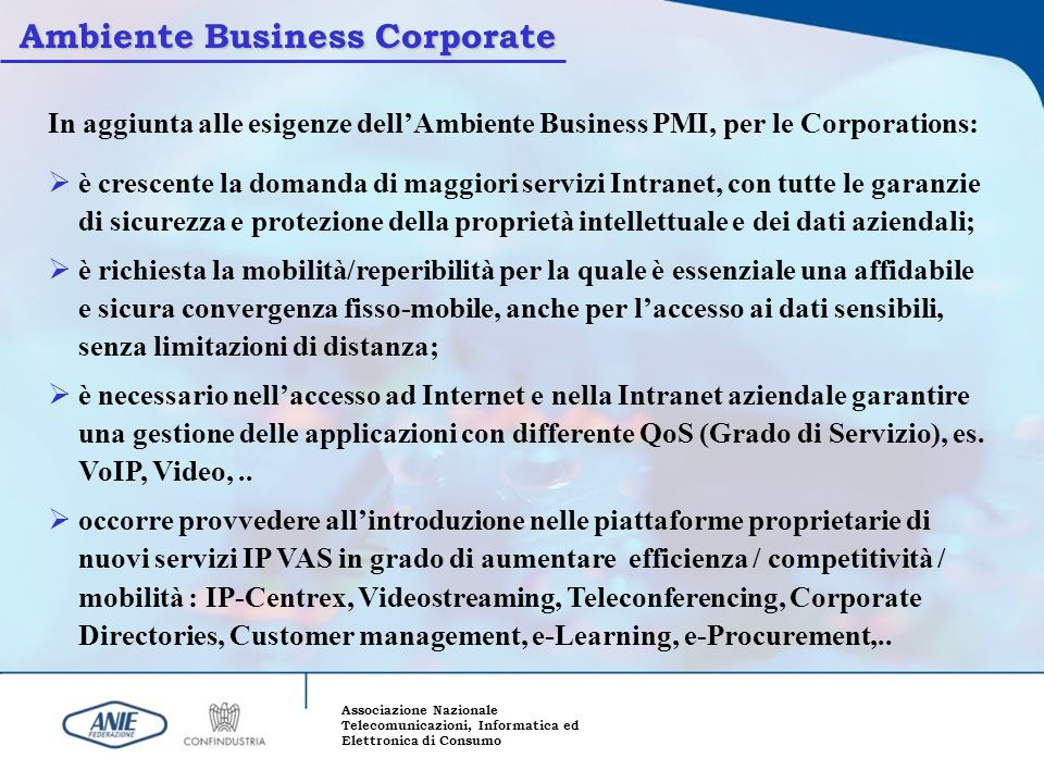Ambiente Business Corporate