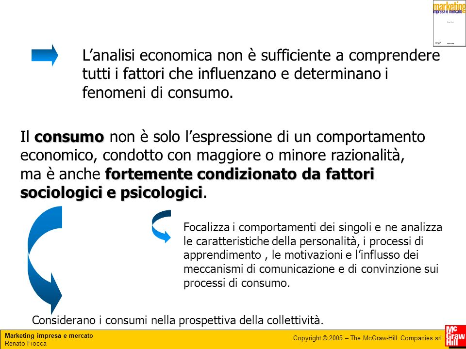 L'analisi economica non è sufficiente a comprendere