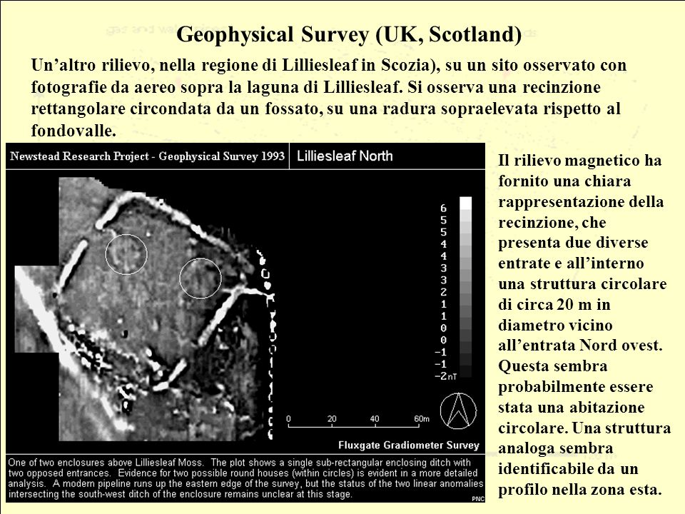 Geophysical Survey (UK, Scotland)