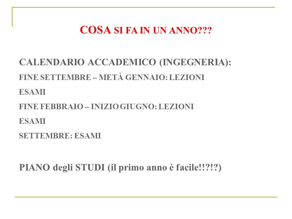 Calendario Didattico Sapienza Ingegneria.Stage Di Tutto Un Po Prof Carla Vacchi Ppt Scaricare