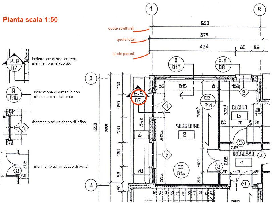 Il disegno dei materiali ppt video online scaricare - Finestre in pianta ...
