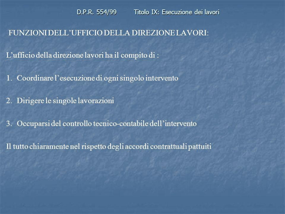Ufficio Di Direzione Lavori : Corso preparatorio agli esami di stato ppt scaricare