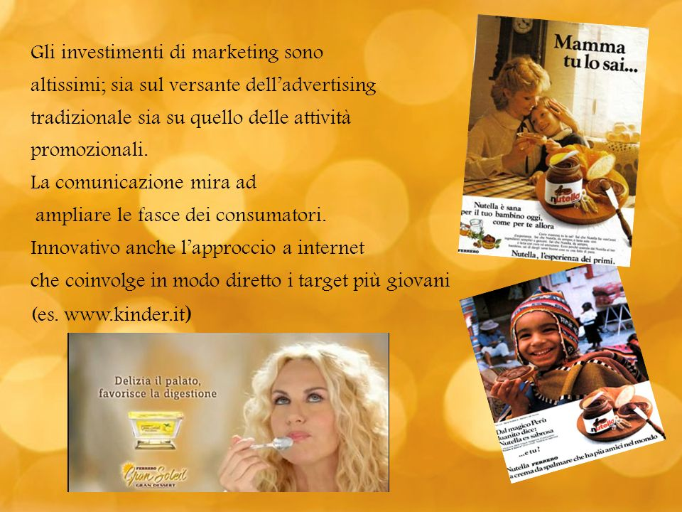 Gli investimenti di marketing sono
