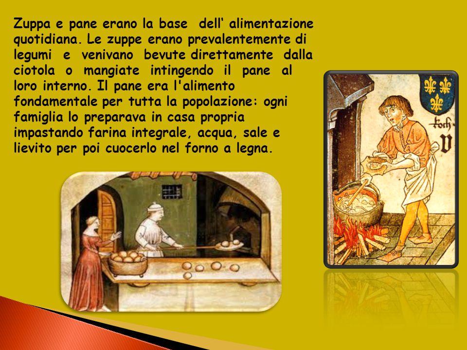 l'alimentazione nel medioevo durante il periodo feudale - ppt scaricare