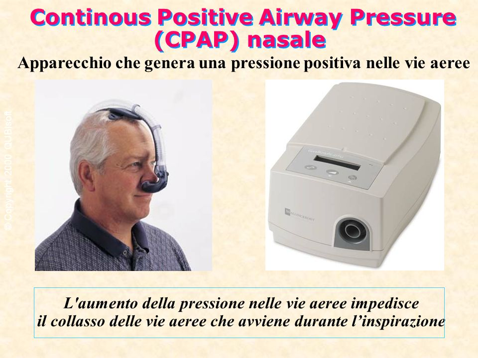 Continous Positive Airway Pressure