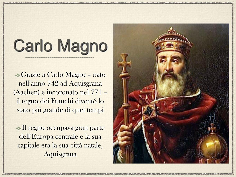 Carlo Magno E Il Sacro Romano Impero - Lessons - Tes Teach