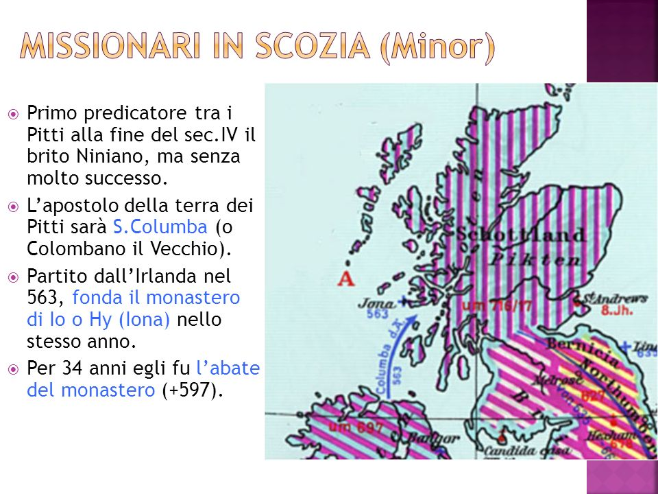 Missionari In Scozia (Minor)